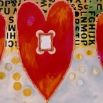 Donna Estabrooks - 3 Hearts