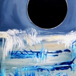 Donna Estabrooks - A Total Eclipse of the Sun - sold