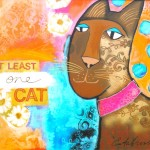 Donna Estabrooks - At Least One Cat