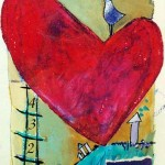 Donna Estabrooks - A Big Heart Shows Me The Way