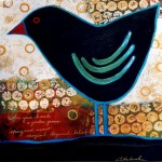 Donna Estabrooks - Blackbird