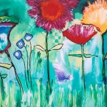 Donna Estabrooks - Earth Laughs in Flowers II