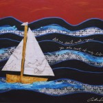 Donna Estabrooks - Let me sail with you