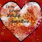Donna Estabrooks - Lets Grow Young Together
