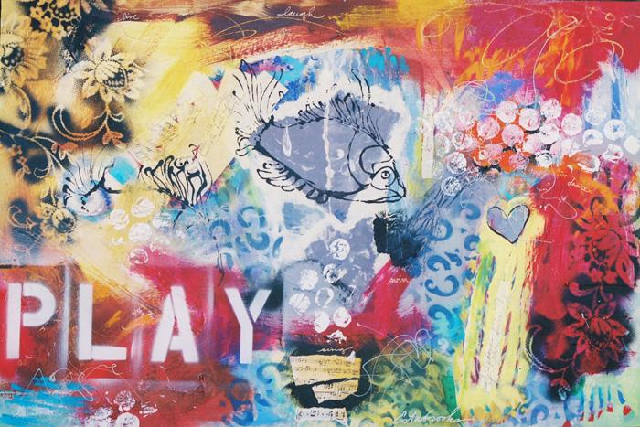 Spray Paint Love