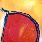 Donna Estabrooks - Red Pear