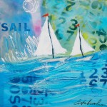 Donna Estabrooks - Sail With Me
