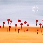 Donna Estabrooks - Zen Poppies