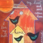 Donna Estabrooks - My heart and soul return home