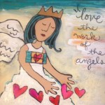 Donna Estabrooks - I love the work of the angels