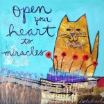 Donna Estabrooks - Open your heart to miracles