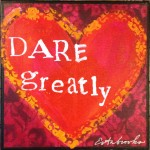 Donna Estabrooks - Dare greatly