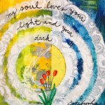 Donna Estabrooks - your light and your dark