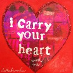 Donna Estabrooks - I carry your heart