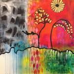 Donna Estabrooks - Winter always turns to Spring 2