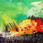 Donna Estabrooks - Spring underground