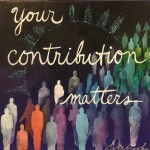 Donna Estabrooks - your contribution matters