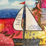 Donna Estabrooks - Let your dreams set sail