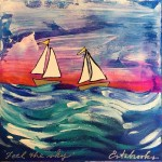 Donna Estabrooks - feel the sky
