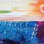 Donna Estabrooks - near the water