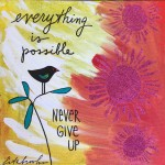 Donna Estabrooks - everything is possible
