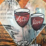Donna Estabrooks - good wine