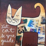 Donna Estabrooks - let cat be your guide