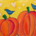 Donna Estabrooks - pumpkin love