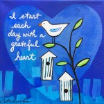 Donna Estabrooks - grateful heart