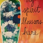 Donna Estabrooks - my spirit blossoms here